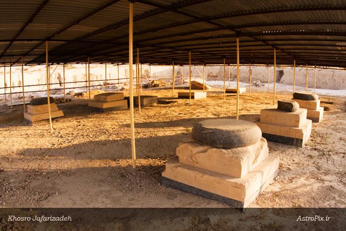 Achaemenid Palace Charkhaab_01