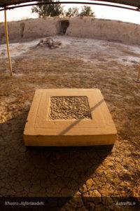 Achaemenid Palace Charkhaab