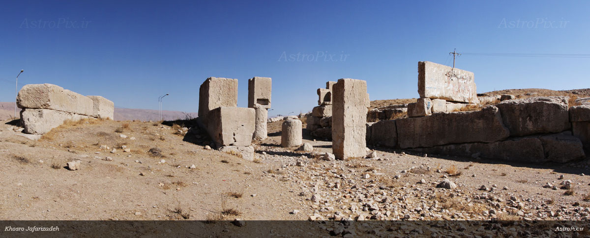 The historic city of Estakhr